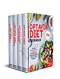 Optavia Diet Cookbook 2021: 4 Books in 1: Cook & Enjoy 1000+ Mouth-Watering Lean & Green Recipes |...