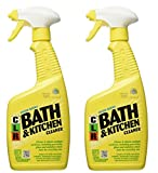 Jelmar Pb-Bk-2000 Clr Fresh Scent Bath And Kitchen Cleaner, 26 Oz...