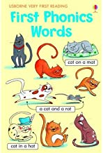 [(First Phonics Words )] [Author: Mairi Mackinnon] [Mar-2013]