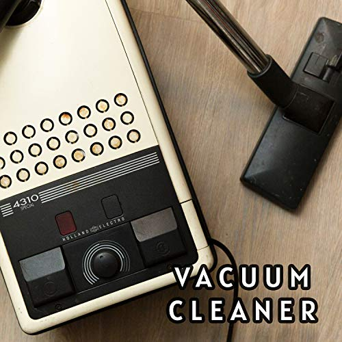 Best ASMR Brown Noise Super Heavy vacuum cleaner to help you concentrate and sleep