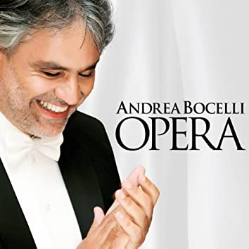 Andrea Bocelli - Opera (Bonus Tracks)