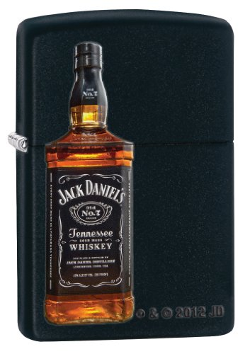 Price comparison product image Zippo Jack Daniels Bottle Pocket Lighter