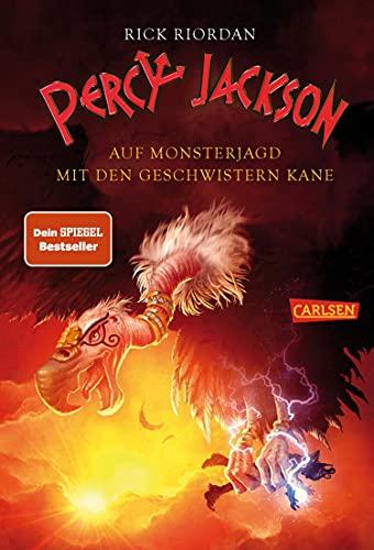 Percy Jackson - Auf Monsterjagd mit den Geschwistern Kane (Percy Jackson): Sonderband zur Bestsellerserie!