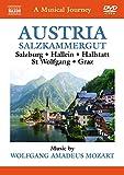 Musical Journey: Austria [Naxos DVD: 2110336] [Alemania]