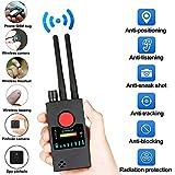 WXH Anti-Spy Detektor RF-Signaldetektor GSM-Gerät Finder Funkscanner GPS Drahtlose Alarmsignal Scanner Versteckte Kamera