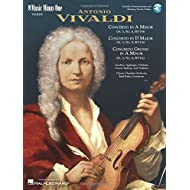 Vivaldi - Concerto in a Minor; Concerto in D Major; Concerto Grosso in a Minor: Music Minus One Violin [With CD (Audio)] (Music Minus One (Numbered))