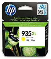 HP C2P26AE (935XL) Ink cartridge yellow, 825 pages, 10ml