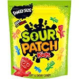 SOUR PATCH KIDS Soft & Chewy Candy, Family Size, 1 lb 14.4 oz