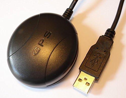Nuevo 167 Canales Receptor GPS USB Adopt SKYTRAQ VENUS8 CHIPSET Adquisición rápida, sensibilidad Mejorada