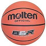 Molten B6R2 - Balón de Baloncesto (Goma, Talla 6)