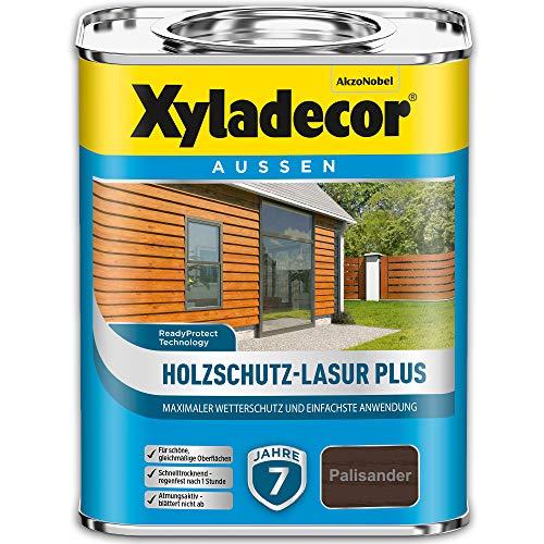 XYLADECOR Holzschutz-Lasur Plus Palisander 4l - 5362559