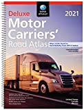 Rand McNally 2021 Deluxe Motor Carriers' Road Atlas 1