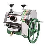 TryE Manual Sugar Cane Juicer Machine Juice Squeezer Sugar Cane Press Extractor...