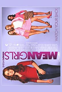 Mean Girls Movie Poster (27 x 40 Inches - 69cm x 102cm) (2004) Style B -