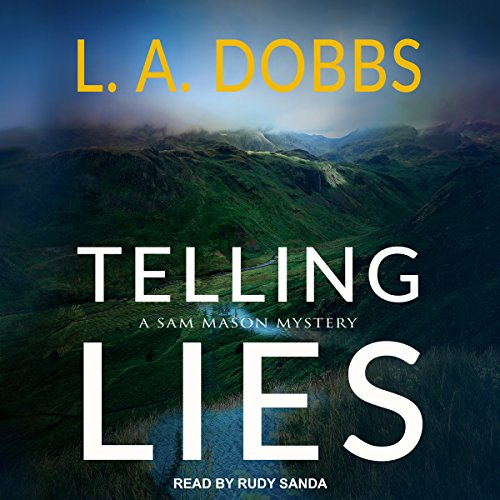 Telling Lies audiobook cover art