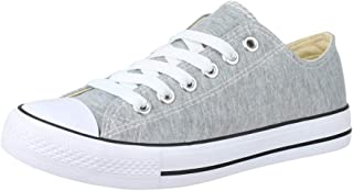 Elara Unisexes Baskets en Textile Low Top Chunkyrayan