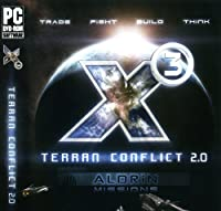 X3: Terran Conflict 2.0 with Aldrin Missions (輸入版)