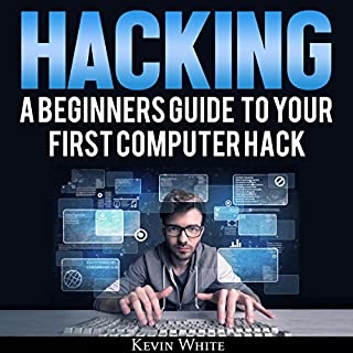 Hacking: A Beginners Guide to Your First Computer Hack Titelbild
