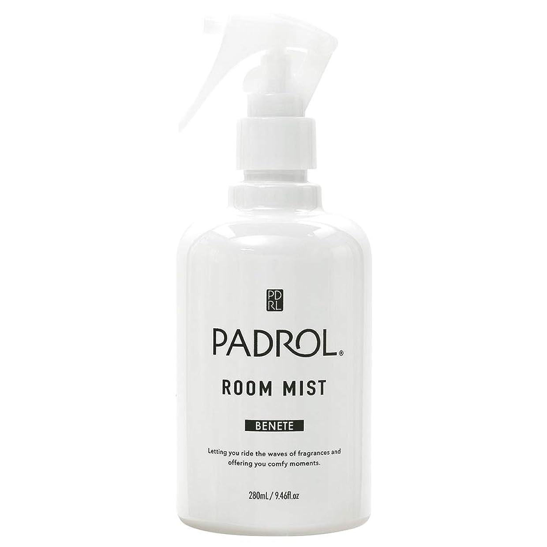 領域共感する牧草地ノルコーポレーション ルーム&ファブリックミスト PADROL ホワイトムスクの香り 280ml PAB-2-01