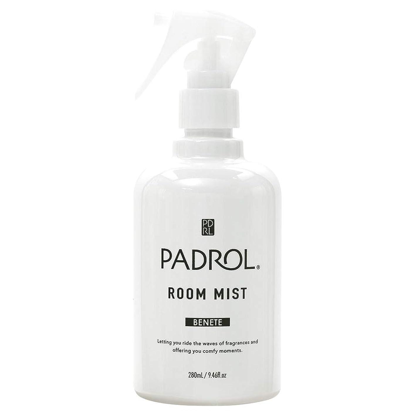 番号傑作好奇心盛ノルコーポレーション ルーム&ファブリックミスト PADROL ホワイトムスクの香り 280ml PAB-2-01