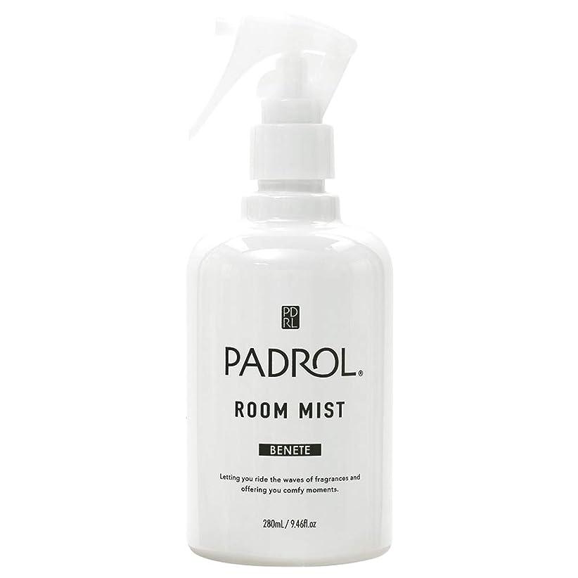 ノルコーポレーション ルーム&ファブリックミスト PADROL ホワイトムスクの香り 280ml PAB-2-01