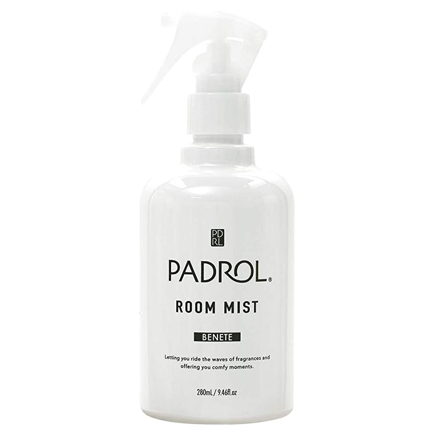 等々発言するきちんとしたノルコーポレーション ルーム&ファブリックミスト パドロール PAB-2-01 ホワイトムスクの香り 280ml