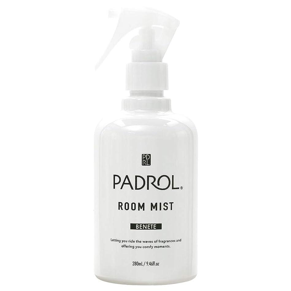 今晩環境に優しい後者ノルコーポレーション ルーム&ファブリックミスト パドロール PAB-2-01 ホワイトムスクの香り 280ml