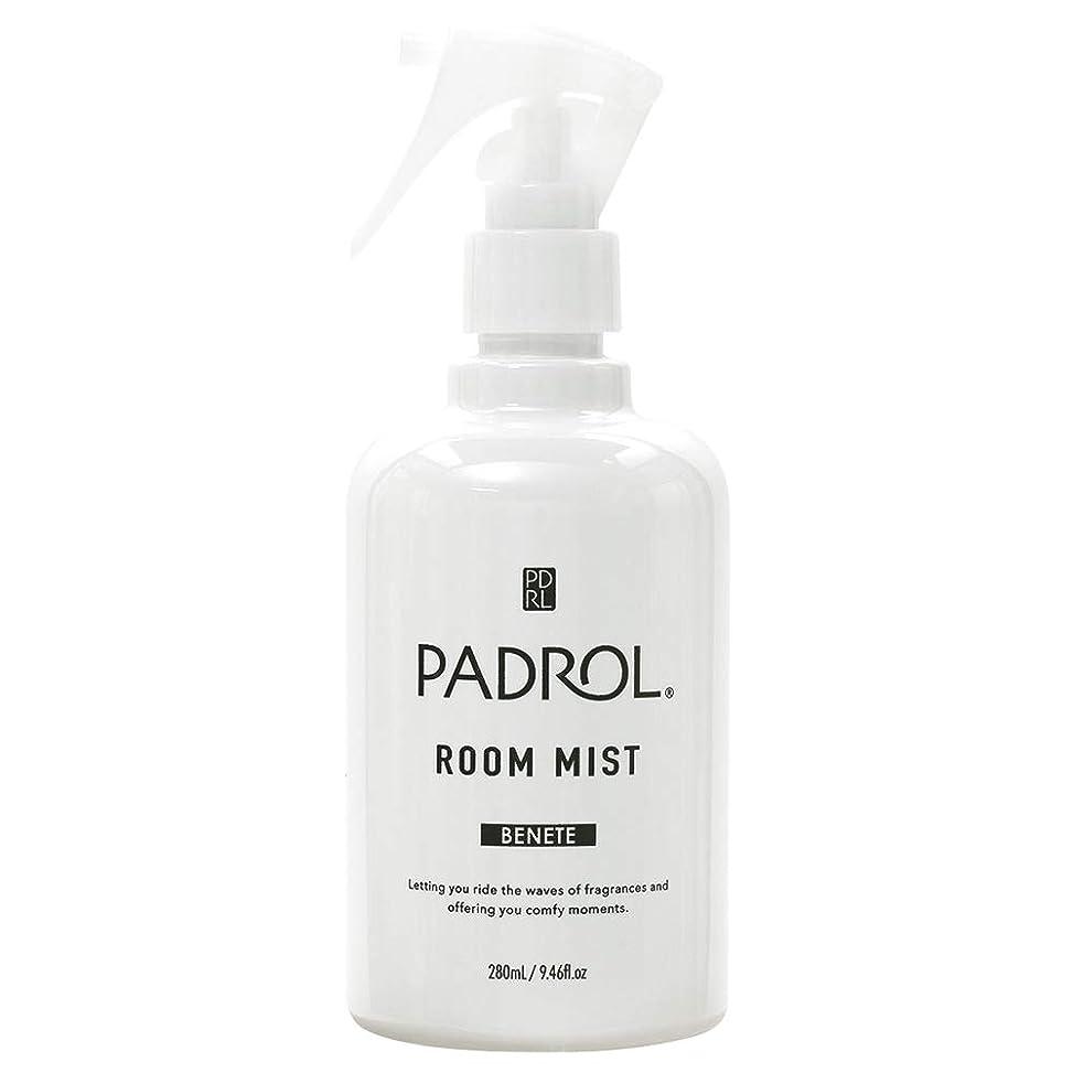 ベンチしなければならないガイドノルコーポレーション ルーム&ファブリックミスト PADROL ホワイトムスクの香り 280ml PAB-2-01