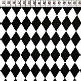 Pingianer 8,98€/m Dreiecke 100% Baumwolle 50x160cm