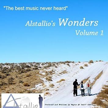 Alstallio's (Wonders) Volume 1