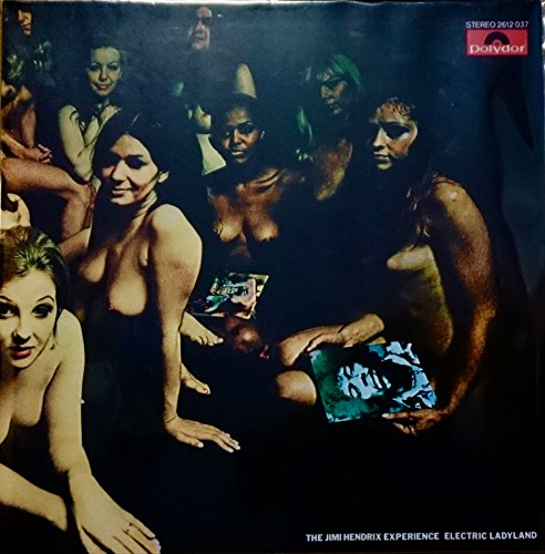 Jimi Hendrix Electric Ladyland (Import NUDE Cover) (UK Import)