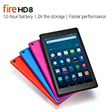 Whether shopping for a tech novice or savvy geek, here are the Top 5 Must Have Tech Gadgets sure to please everyone on your gift giving list! Amazon Fire HD 8