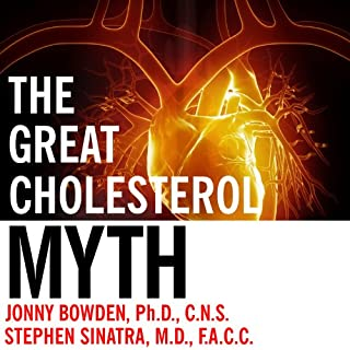 The Great Cholesterol Myth cover art