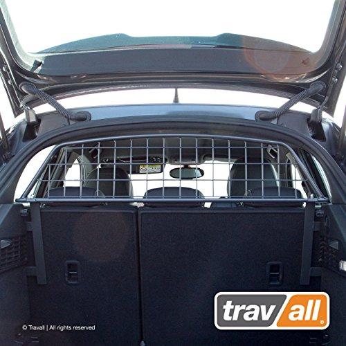 Travall Guard Hundegitter Kompatibel Mit Audi A1 8X (Ab 2010) A1 Sportback (2011-2018) TDG1363 - Maßgeschneidertes Trenngitter in Original Qualität