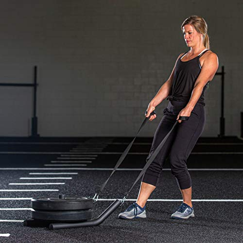 Rage Fitness Sled For Concrete Surface