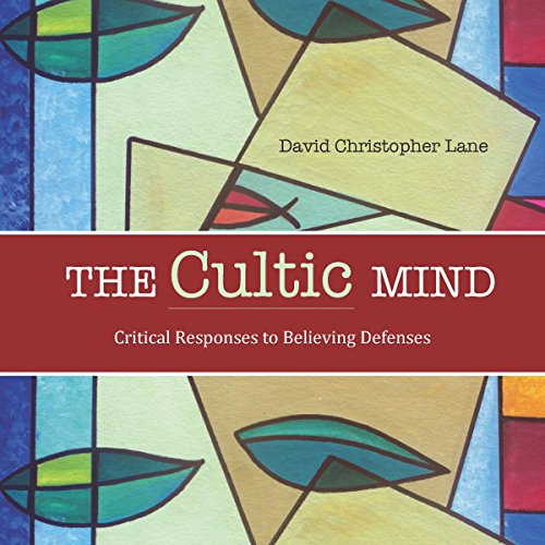 The Cultic Mind audiobook cover art