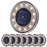 best solar driveway lights MAGGIFT