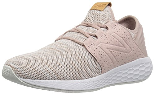 New Balance Women's Fresh Foam Cruz V2 Sneaker, Charm, 5 W US