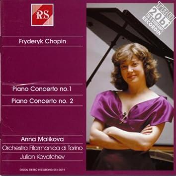 F. Chopin: The Piano Concertos