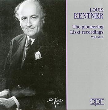 The Pioneering Liszt Recordings, Vol. 2