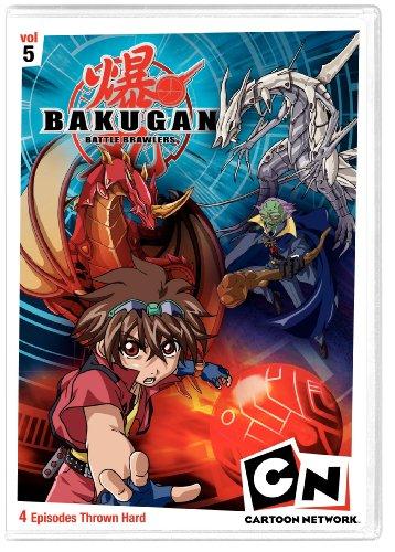 Bakugan, Vol. 5: The Game Is Real