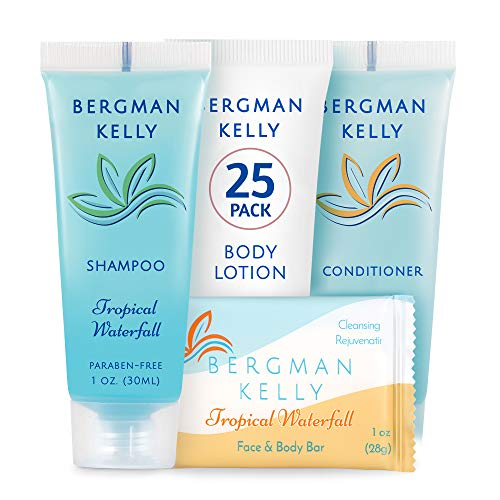 BERGMAN KELLY Sanitary Toiletries Bundle