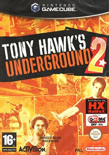 TONY HAWK'S UNDERGROUND 2 NINTENDO GAMECUBE