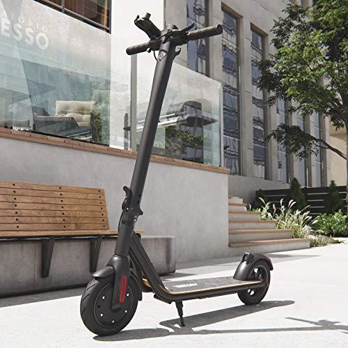 Viron Elektro Scooter 700 W Escooter mit APP & Bluetooth Roller Elektroroller Faltbar Aluminium E-Scooter (anthrazit)