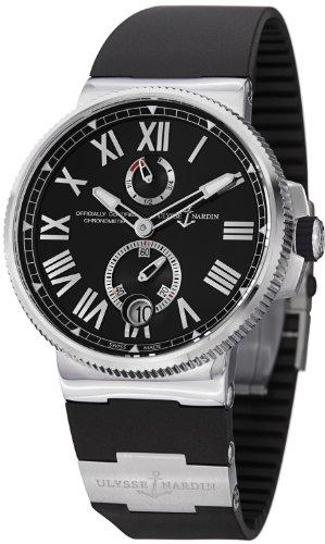 Ulysse Nardin Marine COSC Reloj automático para hombre con cronómetro 1183-122-3/42