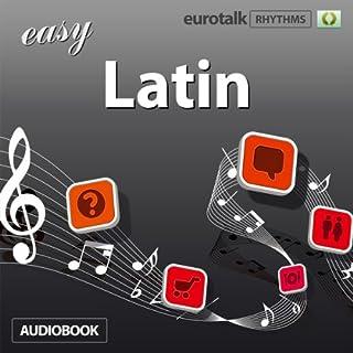 Rhythms Easy Latin audiobook cover art