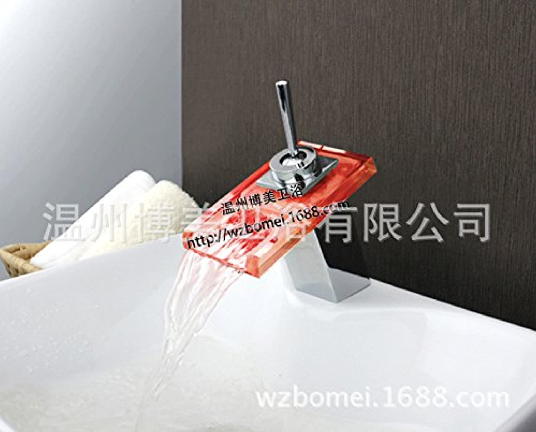 Hlluya Professional Sink Mixer Tap Kitchen Faucet Hyun Choi LD waterfall basin Faucet