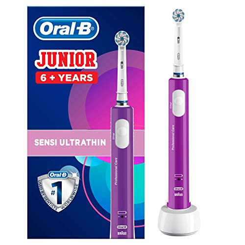 Oral-B Junior Kids Electric Rechargeable...