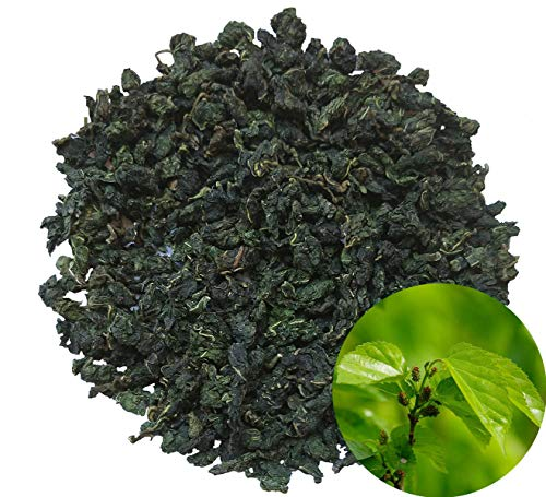 TooGet Natural White Mulberry Leaf Tea, Pure Morus Alba, Blood Sugar Balance Healthy Herbal Loose Leaf - 4 OZ