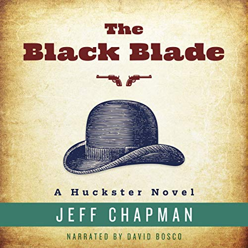 The Black Blade Audiobook By Jeff Chapman cover art